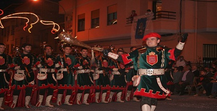 Festival of Moors and Christians, Alicante